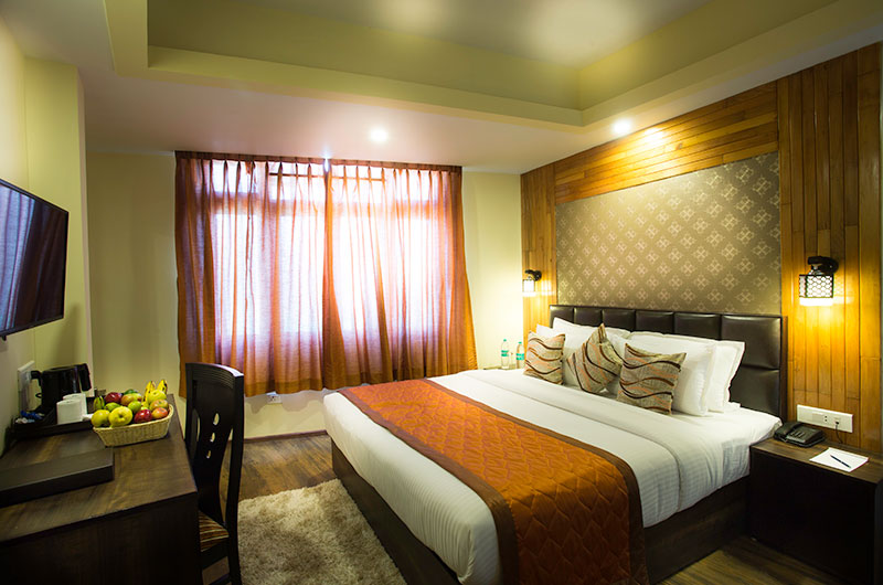 Hotel New Orchid, Gangtok - Standard Room_4