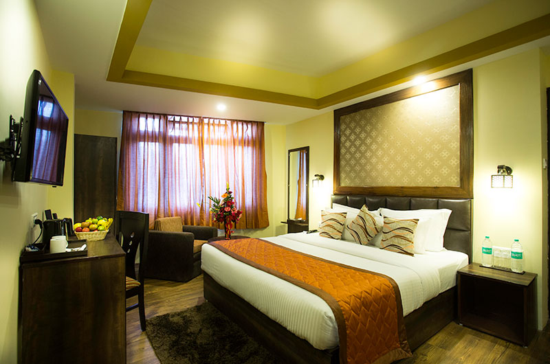 Hotel New Orchid, Gangtok - Standard Room_5