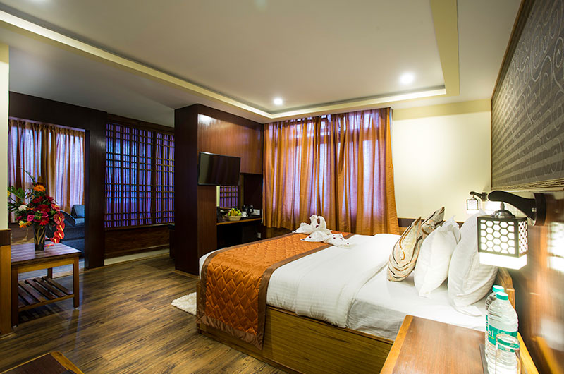 Hotel New Orchid, Gangtok - Suite Room_4