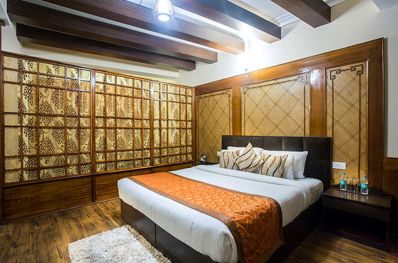 Hotel New Orchid, Gangtok - Suite Room_1