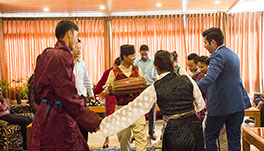 Hotel New Orchid Gangtok - Cultural Event 5