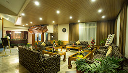 Hotel New Orchid Gangtok - Lobby View 2