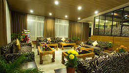 Hotel New Orchid Gangtok - Lobby View 3