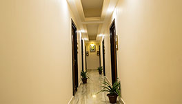 Hotel New Orchid Gangtok - Pathway 1