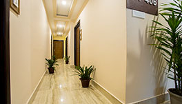 Hotel New Orchid Gangtok - Pathway 2