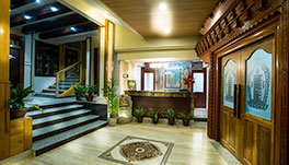 Hotel New Orchid Gangtok - Reception View 1